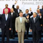 Cumbre de las Américas: presidente Ollanta Humala en foto oficial
