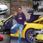 Gerald Oropeza: autos Porsche y Audi son trasladados a la Dirandro
