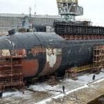 """Rusia: se incendia submarino nuclear """"Oryol"""""""
