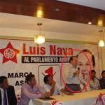 Oropeza: fotos prueban vínculo de familia con exsecretario de Alan García