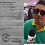 Gerald Oropeza: ordenan detención preliminar y PNP lanza alerta