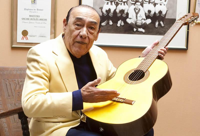 Óscar Avilés dejó de existir hace un año en Lima en el hospital Edgardo Rebagliati.