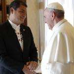 Papa Francisco visitará en julio próximo Quito y Guayaquil