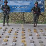 Colombia: Policía descubre nueva modalidad de enviar droga al exterior