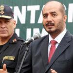 Gerald Oropeza: ministro del Interior asegura que será capturado