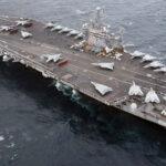 EEUU: envían portaaviones a Yemen para frenar tráfico de armas iraníes