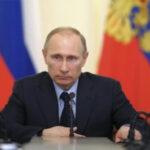 Rusia: Putin acusa a EEUU de empujar al mundo a carrera armamentista