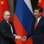 China y Rusia harán maniobras navales conjuntas en mayo