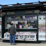 España: por crisis de la prensa cierra el 40% de los quioscos de venta