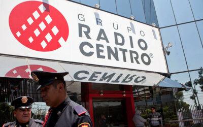 Radio Centro incumple pago y pierde licitación de cadena televisiva en México