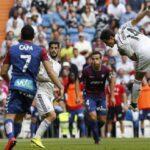 Real Madrid goleó 3 a 0 al Eibar por la Liga BBVA