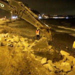 Municipalidad de Lima reconoce que colocó rocasen playa La Pampilla