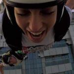 YouTube: impresionante salto BASE desde el edificio más alto (VIRAL)