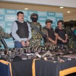Narcotráfico: cae jefe de sicarios del cártel del Golfo (VÍDEO)