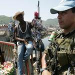 Haití: sargento de la Armada de Chile muere en manifestación