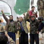Rebeldes secuestran a 300 kurdos que iban a cobrar sueldos