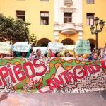 Municipalidad de Lima: shipibos protestanpor incierta reubicación