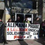 Alemania: Sindicatos cancelan manifestación ante el G7