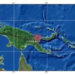Papúa Nueva Guinea: terremoto de 6,8 grados remece isla