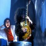Slash niega que quiebre con Axl Rose fuera por Michael Jackson