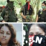 "Colombia: capturan a guerrillera ""Sonia"" cabecilla del ELN"