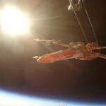 YouTube: lanzan al espacio nave inspirada en saga deStar Wars