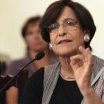 """Villarán """"indignada"""" por ensañamiento contra Nadine Heredia"""