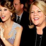 Taylor Swift cuenta que su madre tiene cáncer
