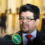 Gana Perú: negar confianza a Gabinete afectaría gobernabilidad