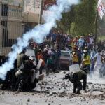 Tía María: violentos disturbios dejan un muerto y 11 heridos