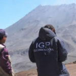 IGP instala cuatro estaciones GPS de alta precisión alrededor del volcán Ubinas