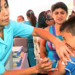 Semana de Vacunación de las Américas se inició en Perú