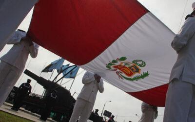 El Ministerio de Defensa recordó este sábado el 149º aniversario del Combate del 2 de Mayo de 1866. La ceremonia se desarrolló en la plaza Cañón del Pueblo, en el Callao.