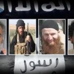 EEUU: $ 20 millones en recompensas por 4 líderes yihadistas