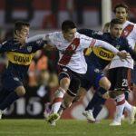 Copa Libertadores: River Plate gana a Boca 1-0 en la ida por octavos de final