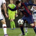 Champions League: uno x uno, así jugaron Messi y 21 más