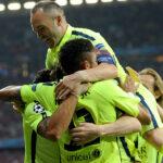 Barcelona es el primer finalista de la Champions League