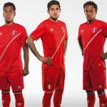 Copa América: Perú debutará con esta camiseta ante Brasil