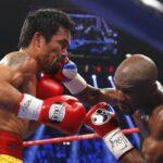 Floyd Mayweather vence a Manny Pacquiao en polémico fallo