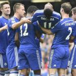 Premier League: Chelsea celebra título con triunfo ante Sunderland por 3-1