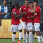 Juan Aurich golea 4-0 a Sport Huancayo en cierre de fecha 7 del Torneo Apertura