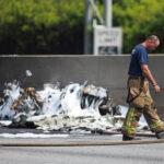 EEUU: al menos cuatro muertos deja caída de avioneta