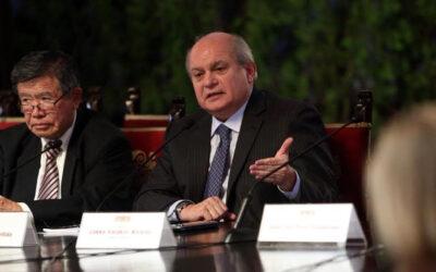 CUSCO.- El primer ministro, Pedro Cateriano, afirmó esta tarde que Bolivia ha reconocido su responsabilidad en la fuga de Martín Belaunde Lossio tras la destitución de dos altas autoridades de esa nación.