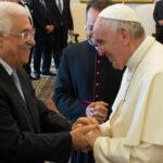 Vaticano: Papa Francisco recibió a Presidente palestino