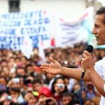 Humala: todavía faltan los prófugos Schutz y Aritomi