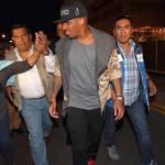 Copa América: Jefferson Farfán llega a Lima y dice estar al 100% (VIDEO)