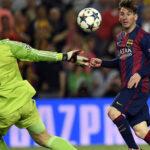 Lionel Messi frotó la lámpara en goleada del Barcelona