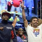Manny Pacquiao en Twitter dice sentirse muy motivado para la pelea