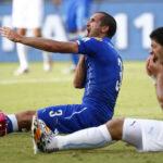 La dupla Suárez-Chiellini volverá a encontrarse en la final de la Champions League