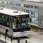 Metropolitano funcionará hoy solo con servicio regular